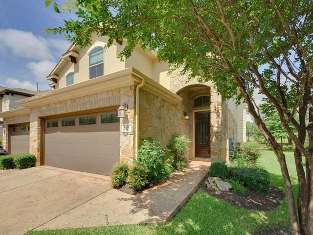 7320 Colina Vista Loop B, Austin, TX 78750 (#4816251) :: The Heyl Group at Keller Williams