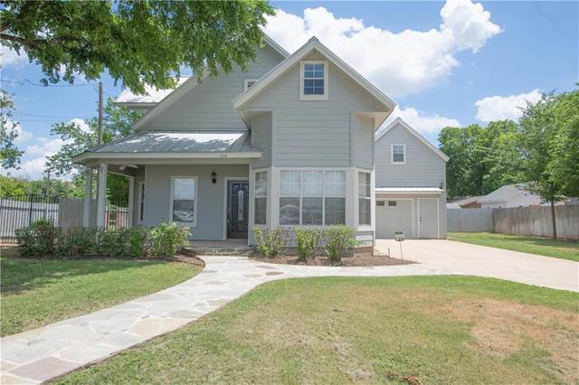 1114 E 7th St, Georgetown, TX 78626 (#4816674) :: The Summers Group