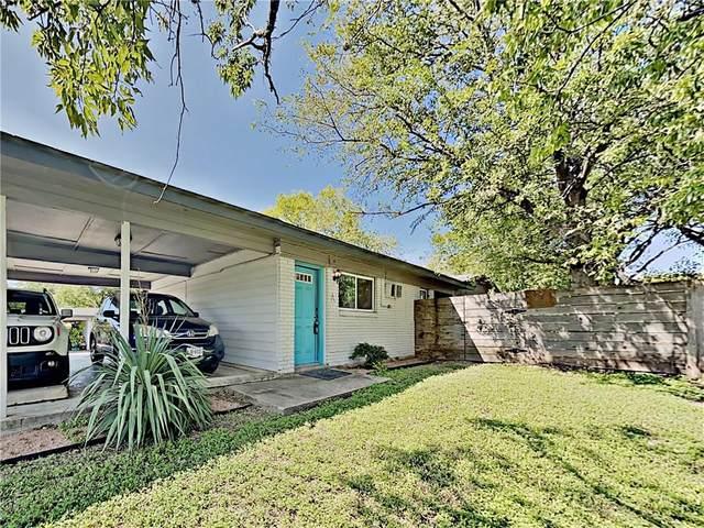 1604 Parker Ln, Austin, TX 78741 (MLS #4816830) :: Brautigan Realty