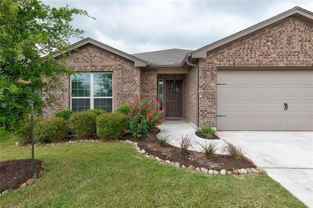 115 Shiloh Cv, Hutto, TX 78634 (#4817633) :: The Perry Henderson Group at Berkshire Hathaway Texas Realty