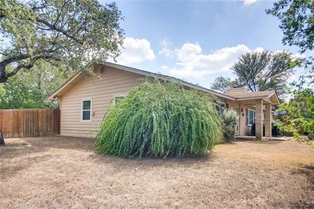 525 N Grange St, Bertram, TX 78605 (#4817674) :: The Heyl Group at Keller Williams