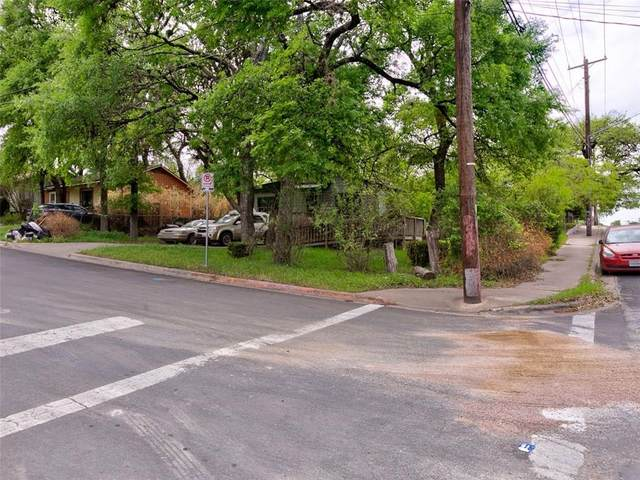 3337 E 12th St, Austin, TX 78721 (#4819077) :: ORO Realty