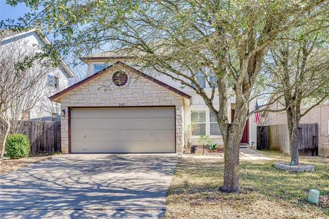 2412 Byfield Dr, Cedar Park, TX 78613 (#4819562) :: Realty Executives - Town & Country