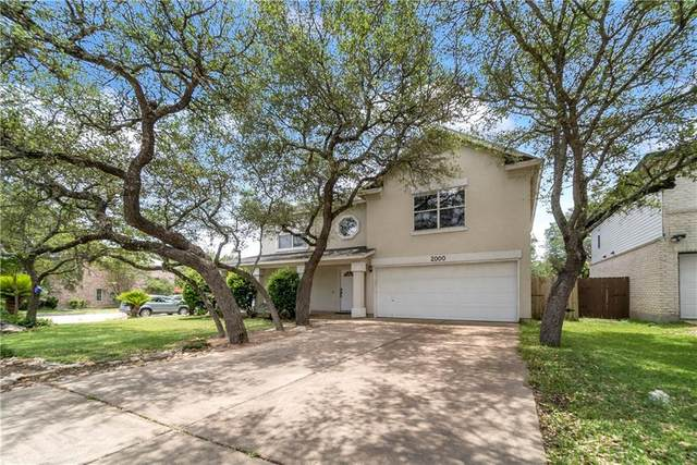 2000 Continental Pass, Cedar Park, TX 78613 (#4819788) :: The Perry Henderson Group at Berkshire Hathaway Texas Realty