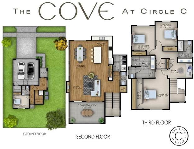 5315 La Crosse Ave #24, Austin, TX 78739 (#4820619) :: Zina & Co. Real Estate