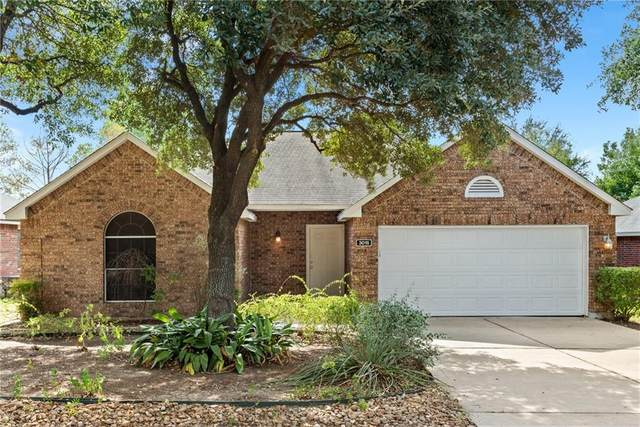 3015 Hill St, Round Rock, TX 78664 (#4823986) :: The Summers Group