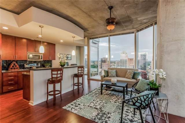 360 Nueces St #2701, Austin, TX 78701 (#4826108) :: The Heyl Group at Keller Williams
