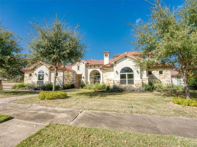 4 Applehead Island Dr, Horseshoe Bay, TX 78657 (#4830397) :: Front Real Estate Co.