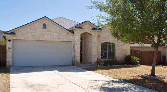 2005 Hearthstone Dr, San Marcos, TX 78666 (#4831166) :: The Perry Henderson Group at Berkshire Hathaway Texas Realty