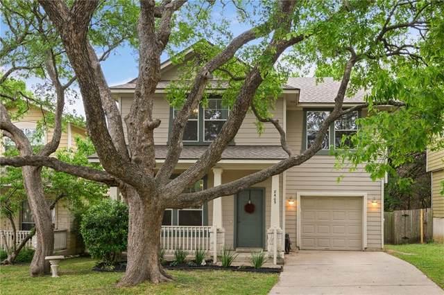 8405 Dulcet Dr, Austin, TX 78745 (#4832289) :: Lauren McCoy with David Brodsky Properties