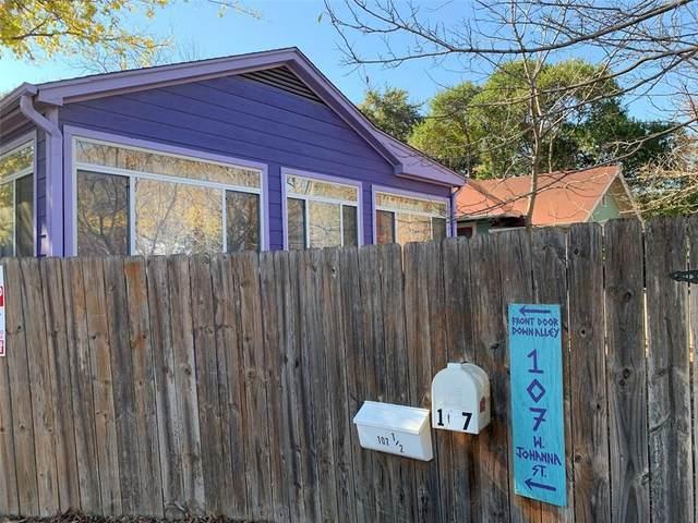 107 W Johanna St, Austin, TX 78704 (#4832983) :: Papasan Real Estate Team @ Keller Williams Realty
