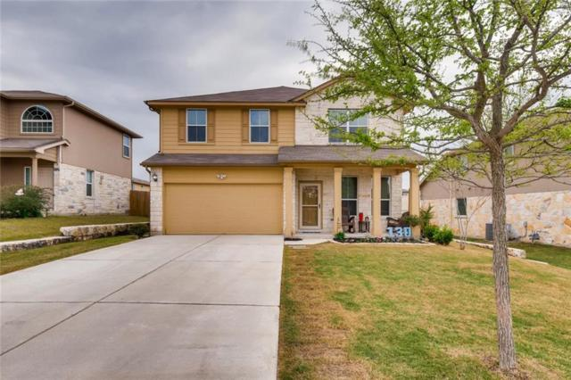 130 Collared Dove Cv, Kyle, TX 78640 (#4834737) :: Carter Fine Homes - Keller Williams NWMC