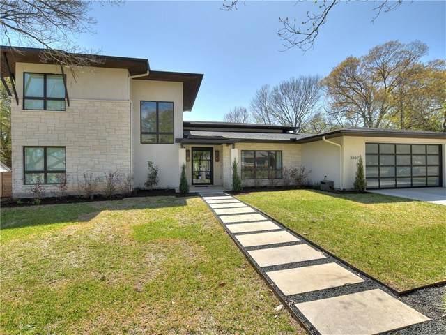 3307 Big Bend Dr, Austin, TX 78731 (#4836351) :: Papasan Real Estate Team @ Keller Williams Realty