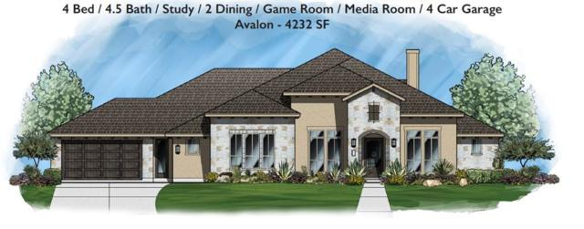 2316 High Lonesome, Leander, TX 78641 (#4838350) :: The Gregory Group