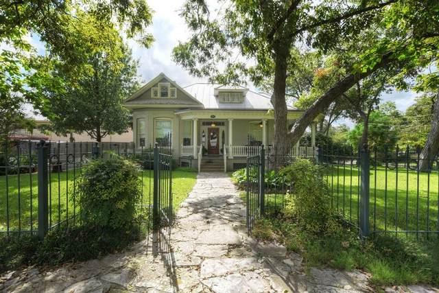 595 W Mill St, New Braunfels, TX 78130 (#4839663) :: Papasan Real Estate Team @ Keller Williams Realty