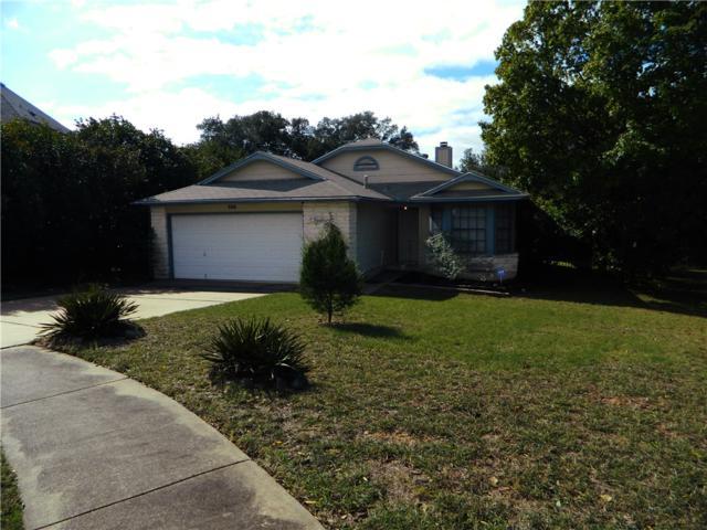 905 Peggotty Pl, Austin, TX 78753 (#4840416) :: Ben Kinney Real Estate Team