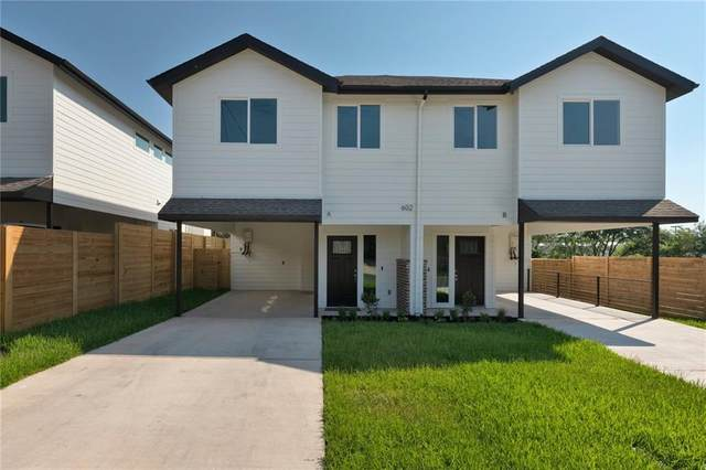 602 Delmar Ave B, Austin, TX 78752 (#4840693) :: Green City Realty
