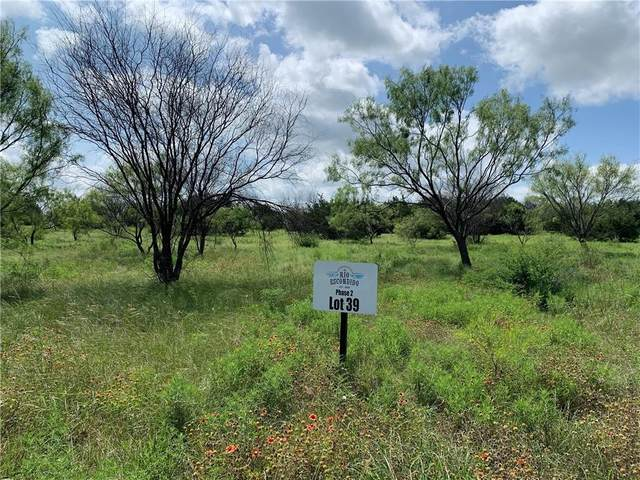 2160 Private Road 42110, Evant, TX 76525 (#4841149) :: The Perry Henderson Group at Berkshire Hathaway Texas Realty