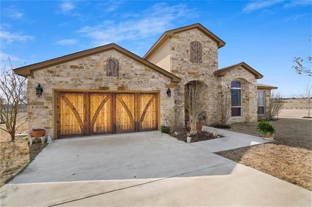 1052 County Road 103, Georgetown, TX 78626 (#4842966) :: Papasan Real Estate Team @ Keller Williams Realty