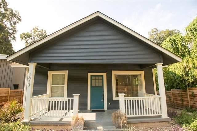 1613 Garden St, Austin, TX 78702 (#4843580) :: Ben Kinney Real Estate Team