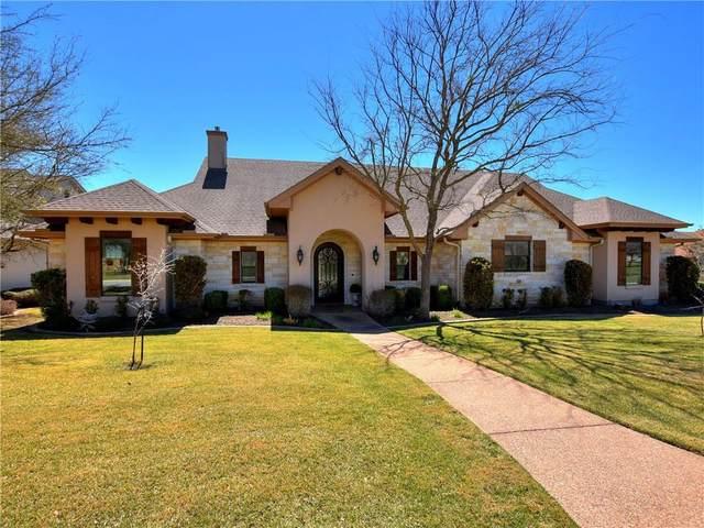 203 Pristine Ln, Georgetown, TX 78633 (#4844524) :: Zina & Co. Real Estate