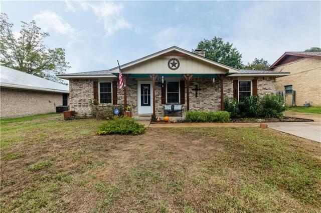 1105 NE 9th St, Smithville, TX 78957 (#4846248) :: Ben Kinney Real Estate Team