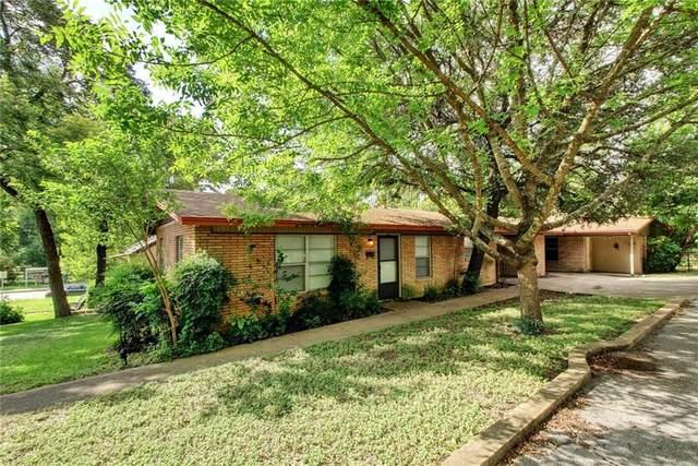 607 Bellevue Pl, Austin, TX 78705 (#4846329) :: Papasan Real Estate Team @ Keller Williams Realty