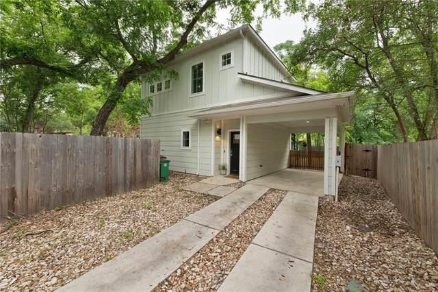 3106 Govalle Ave B, Austin, TX 78702 (#4849696) :: Ben Kinney Real Estate Team