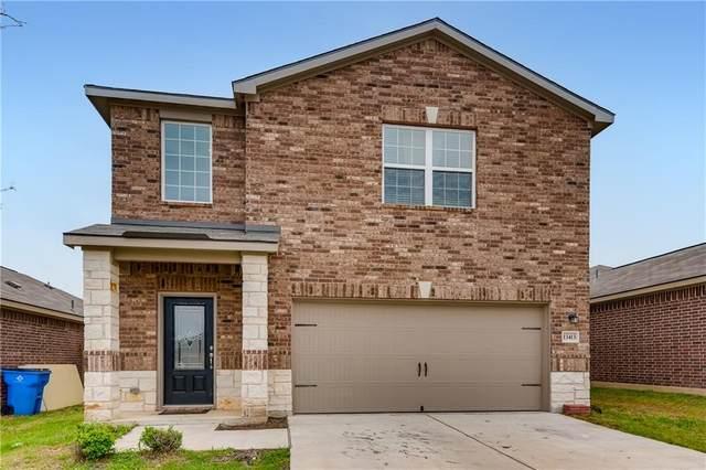 13413 William Mckinley Way, Manor, TX 78653 (#4850771) :: Zina & Co. Real Estate