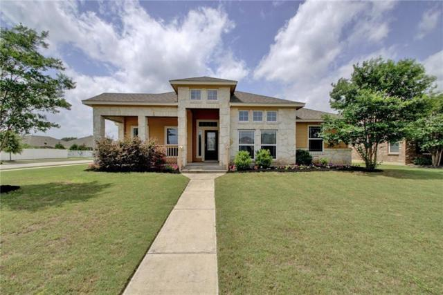 821 Walnut Canyon Blvd, Pflugerville, TX 78660 (#4851837) :: The Smith Team