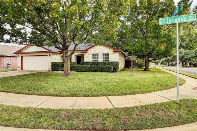 1509 Julianas Way, Cedar Park, TX 78613 (#4853257) :: RE/MAX Capital City