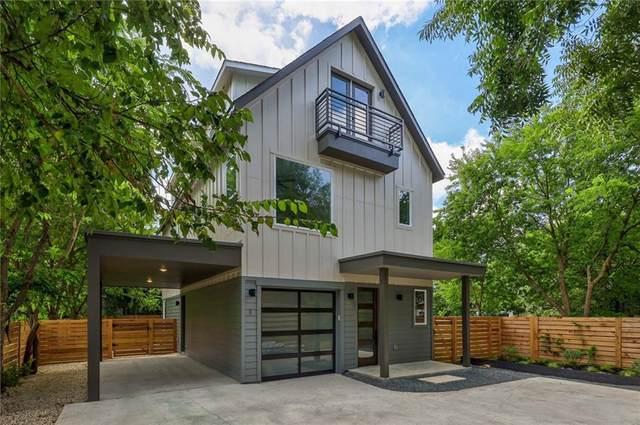 603 Tillery St #1, Austin, TX 78702 (#4853882) :: Service First Real Estate