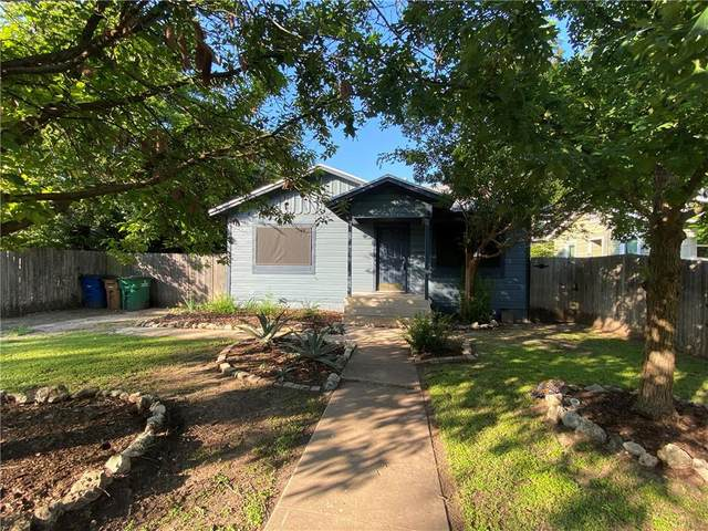 1203 Piedmont Ave, Austin, TX 78757 (#4855373) :: The Heyl Group at Keller Williams