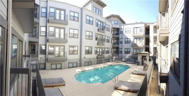 2502 Leon St #317, Austin, TX 78705 (#4855490) :: Austin International Group LLC