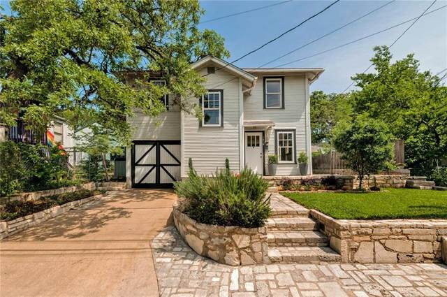 1616 W 12th St, Austin, TX 78703 (#4859872) :: Ben Kinney Real Estate Team