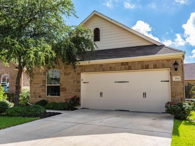 3451 Mayfield Ranch Blvd #304, Round Rock, TX 78681 (#4861593) :: Magnolia Realty