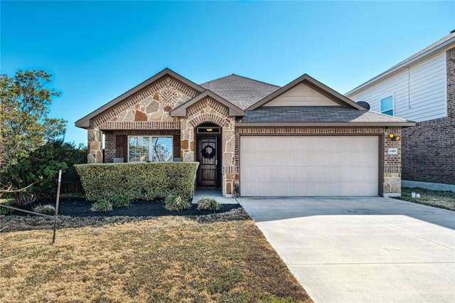 3418 Rusack Dr, Killeen, TX 76542 (#4861990) :: Ben Kinney Real Estate Team