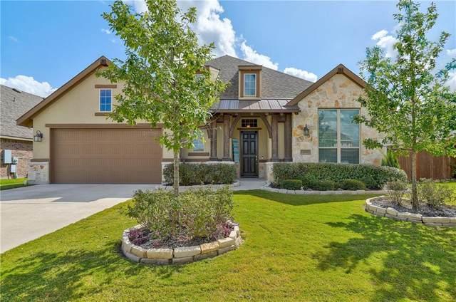200 Miracle Rose Way, Liberty Hill, TX 78642 (#4864994) :: Zina & Co. Real Estate