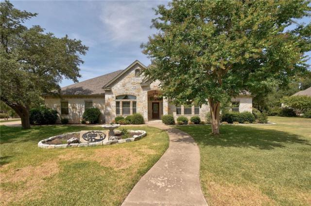 112 Oak Meadow Dr, Georgetown, TX 78628 (#4866044) :: Ana Luxury Homes