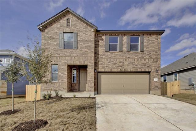 122 West Point Way, Elgin, TX 78621 (#4867478) :: 12 Points Group