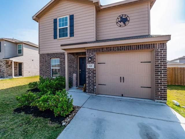 121 Barney Ln, Jarrell, TX 76537 (#4867689) :: Service First Real Estate