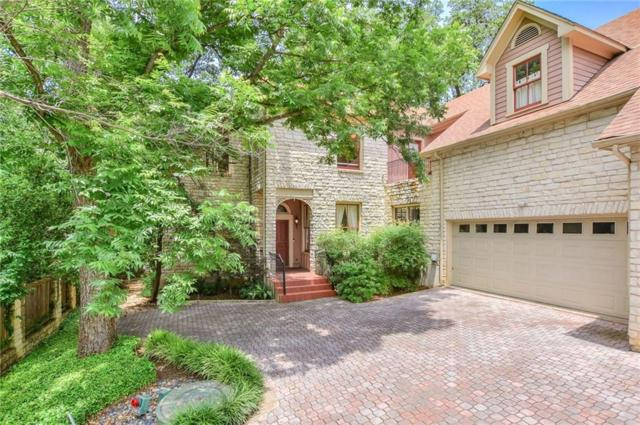 3500 Red River St #1, Austin, TX 78705 (#4868017) :: The Smith Team