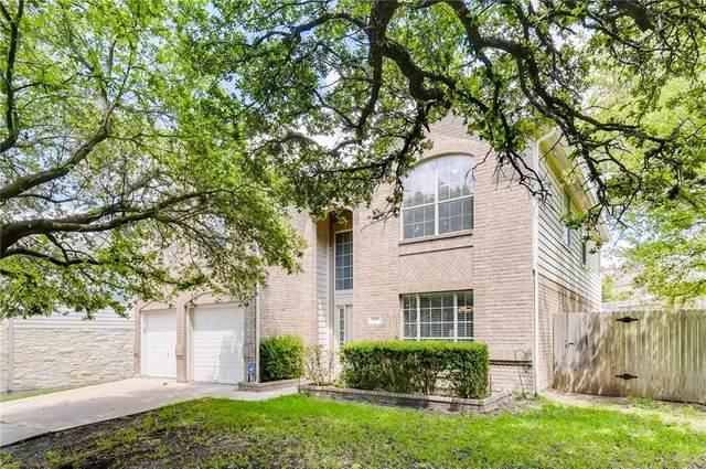 825 Barefoot Cv, Round Rock, TX 78665 (#4868897) :: Papasan Real Estate Team @ Keller Williams Realty