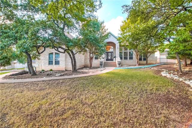 511 Highland Spring Ln, Georgetown, TX 78633 (#4870357) :: Umlauf Properties Group