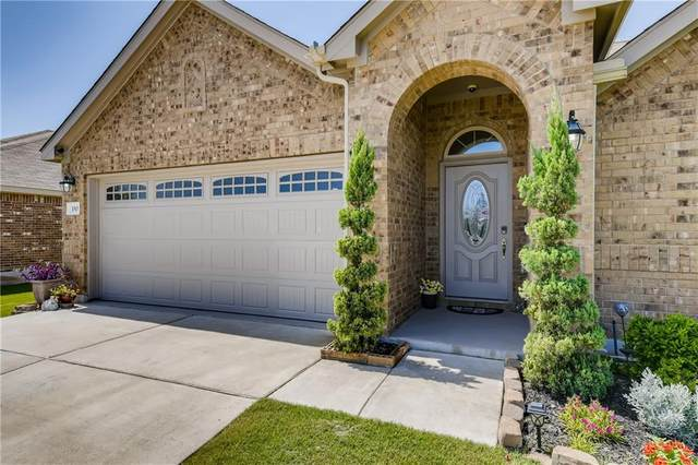 150 Plantain Dr, Hutto, TX 78634 (#4873382) :: Zina & Co. Real Estate