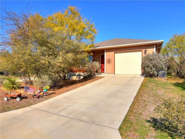153 Hill Dr, Granite Shoals, TX 78654 (#4877464) :: Zina & Co. Real Estate