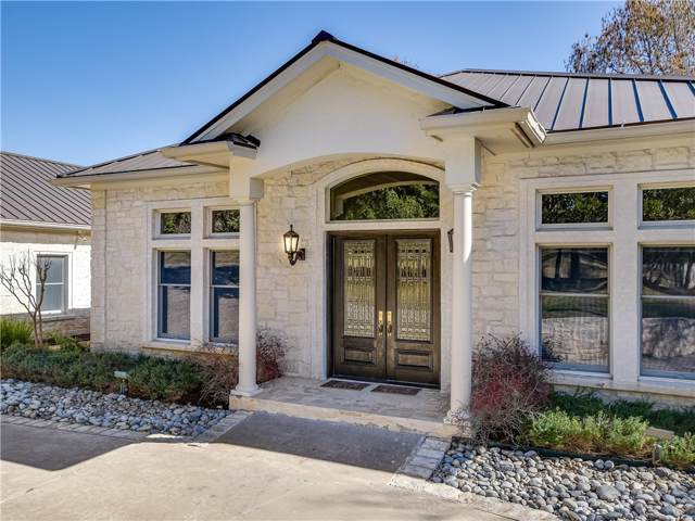 201 Las Lomas Dr, West Lake Hills, TX 78746 (#4878932) :: Lauren McCoy with David Brodsky Properties