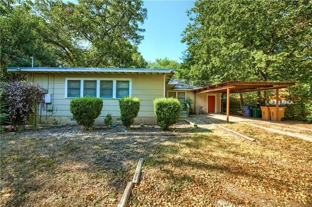 715 E 50th St, Austin, TX 78751 (#4880845) :: Papasan Real Estate Team @ Keller Williams Realty