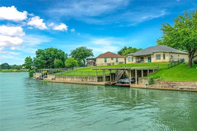 406 Bridgepoint Dr, Kingsland, TX 78639 (#4881218) :: Ben Kinney Real Estate Team