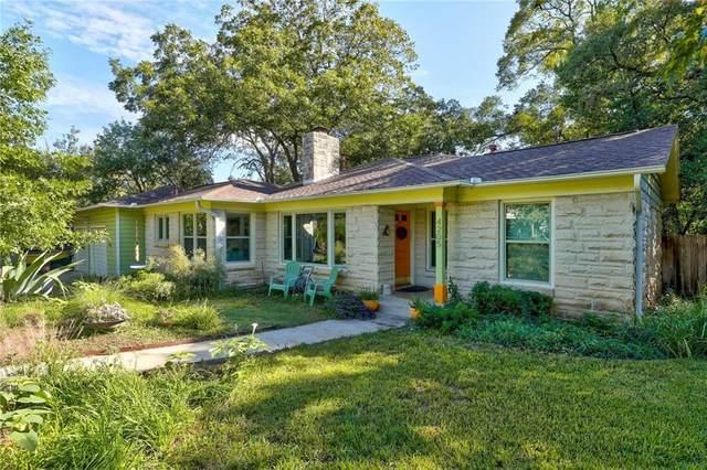 4205 Lullwood Rd, Austin, TX 78722 (#4881733) :: Umlauf Properties Group